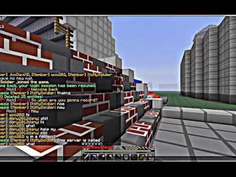 cracked minecraft server 24/7 no hamachi