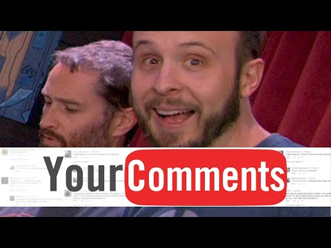 comics-are-stupid?---funhaus-comments-#113-(open-haus-edition)