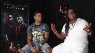 Entrevista Zion y Lennox - Motivan2 - Otra vez feat. J Balvin y mas!