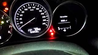 Reset xizmat interval Mazda CX-5 mazda 6 GJ