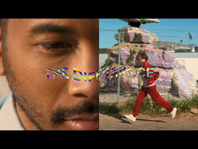 Flume feat. Toro y Moi - The Difference (Official Music Video)