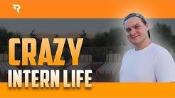 CRAZY INTERN LIFE IN A POKER COMPANY