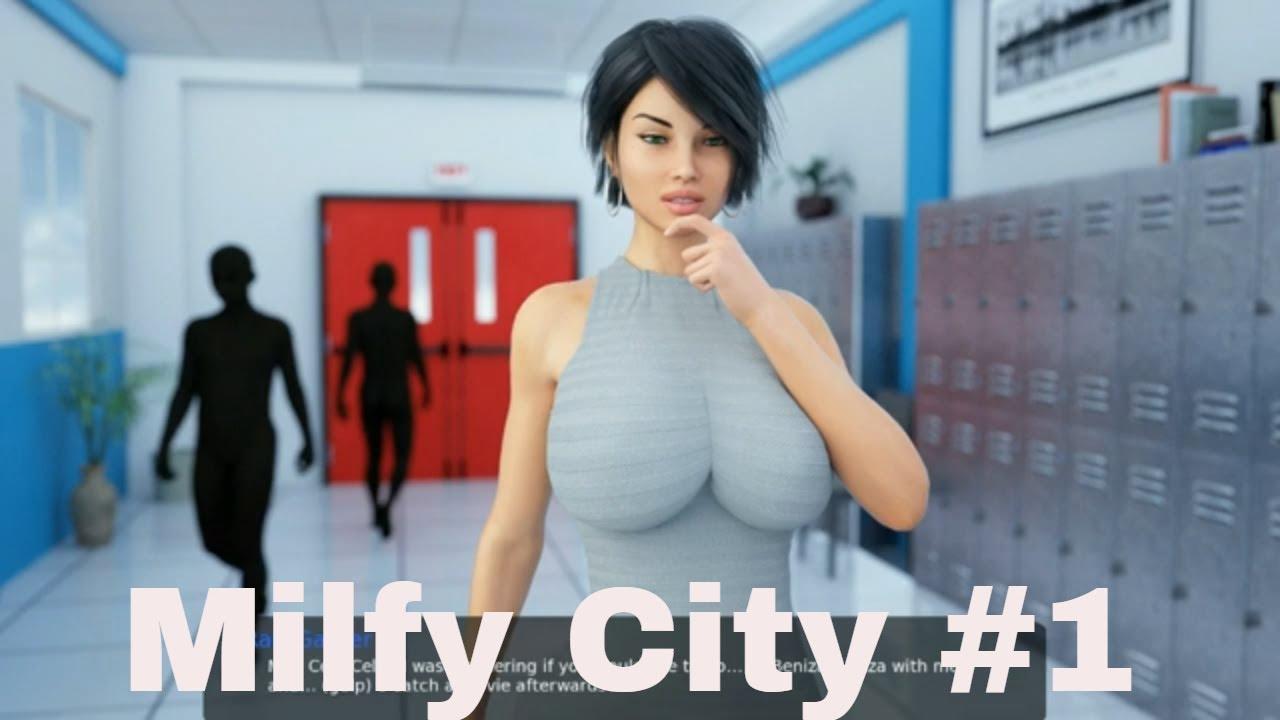 Milfy City Gameplay #1 - YouTube