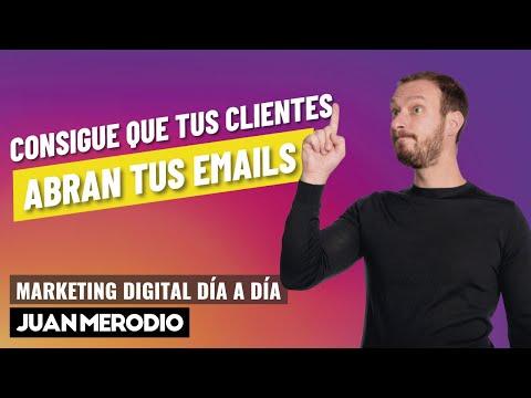 MULTIPLICA X4 LAS APERTURAS DE EMAILS CON ESTAS ESTRATEGIAS