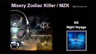 ハイパーゴシックビートメーカーMZKの1stミニアルバム 「Misery Zodiac ...