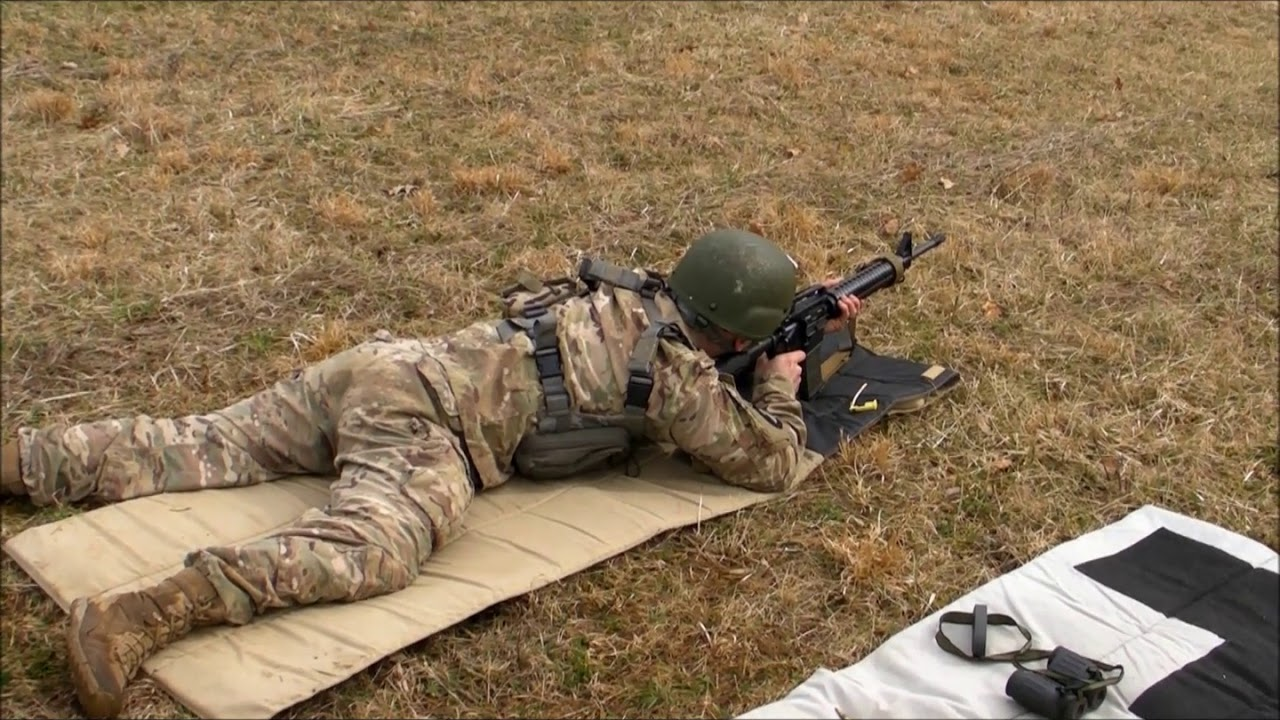 For successful qualification, shooters need to test and validate their skills. Here's a validation exercise for the old Army RETS qualification