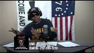 51 Years After The J.F.K. Assassination!!! The Eli King Show!!! Alternative News Media!!!