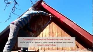 Покраска деревянного дома краской NORDICA аппаратом Graco Mark VII.(Приглашаем Вас в группу: Союз Мастеров (international) https://vk.com/soyuz_mastepov JOIN VSP GROUP PARTNER PROGRAM: ..., 2015-11-13T20:30:02.000Z)