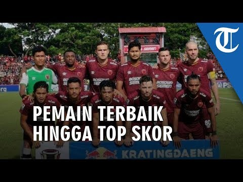 PSM Makassar Juara Piala Indonesia, Juku Uja Borong Semua Penghargaan Pemain Terbaik hingga Top Skor