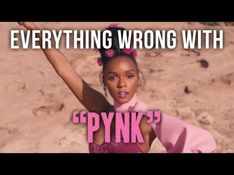 Everything Wrong With Janelle Monae - PYNK