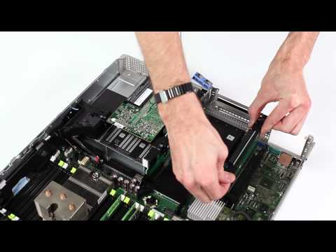 PowerEdge R720: System Board - YouTube