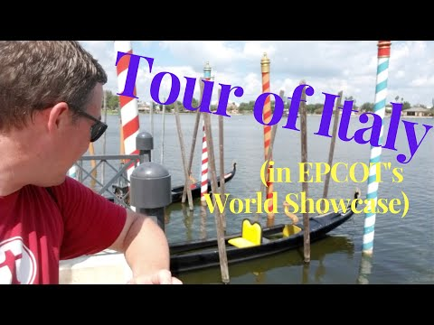 Tour of Italy (in EPCOT)