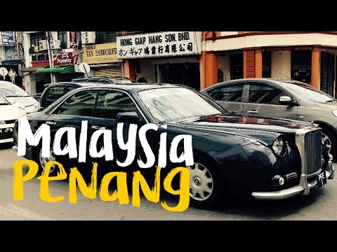 Malaysia Penang City Guide | The Best of Georgetown 4K