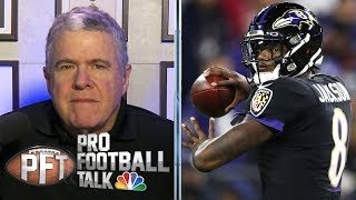 How good can Baltimore Ravens QB Lamar Jackson be? | Pro Football Talk | NBC Sports