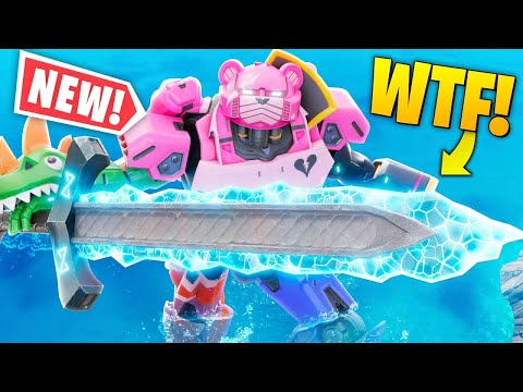 Fortnite Battle Royale | Playing With Subs | Season 9 Event Countdown | Robot vs Monster