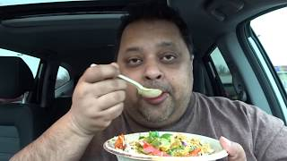 Eating QDOBA Mexican Eats | Eating Show