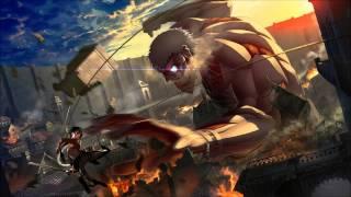 Repeat youtube video Armored Titan Theme (Shingeki no Kyojin) - 1 hour version