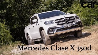 mercedes clase x pick up