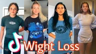 She Got A Body Like An Hour Glass - I Tried To Show My Weight Loss  TikTok Compilation