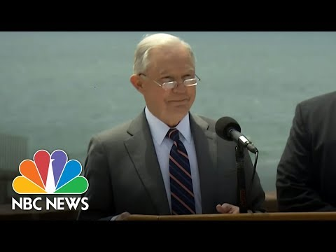 Attorney General Jeff Sessions: \'If You Are Smuggling A Child, We Will Prosecute You\' | NBC News