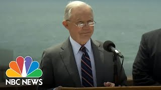 Attorney General Jeff Sessions: 'If You Are Smuggling A Child, We Will Prosecute You' | NBC News