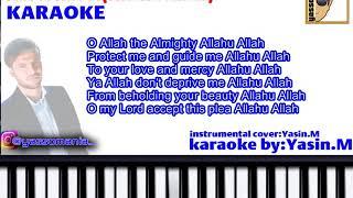 Sami Yusif Hasbi Rabbi( Allahu Allah) Karaoke by Yassomania Azerbaijan