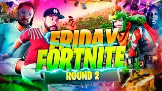 ROUND 2 vs AVXRY and OPSCT!!! $20,000 KEEMSTAR TOURNAMENT - Fortnite: Battle Royale