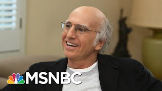 Larry David Tells Everyone To Stay At Home And 'Watch TV' | Morning Joe | MSNBC