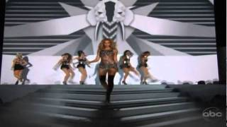 Beyonce performs Who Run tha World (Girls)- Billboard Music Awards 2011- Part 9