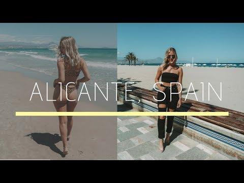 Alicante, Spain- Travel Vlog