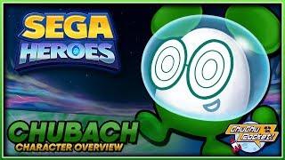 SEGA HEROES | ChuBach Character Overview | ChuChu Rocket!