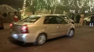 Diwali Night at Mumbai ,| Lokhandwala Back  Road | Smoke Pollution | Fun Everyone