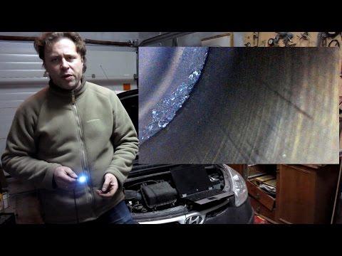 Фото к видео: Исследование ЦПГ: Мотор G4HG 1.1l на Hyundai i10
