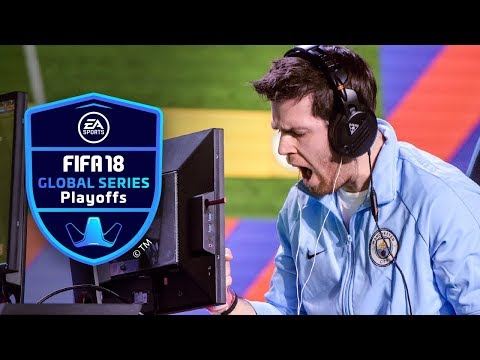 Qualification Day | FIFA 18 Global Series PS4 Playoff