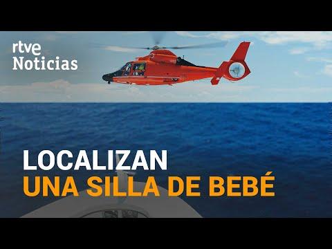 DESAPARICIÓN EN TENERIFE: Encontrada una SILLA DE BEBÉ flotando en el mar   RTVE Noticias