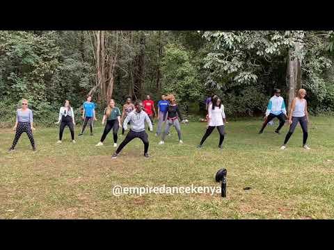 Again – Wande Coal (Afro dance,Video cover)