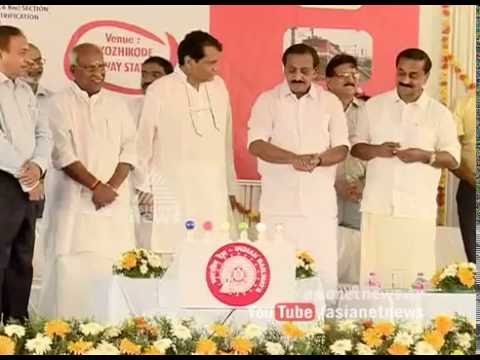 40 Crore for railway station development of kerala