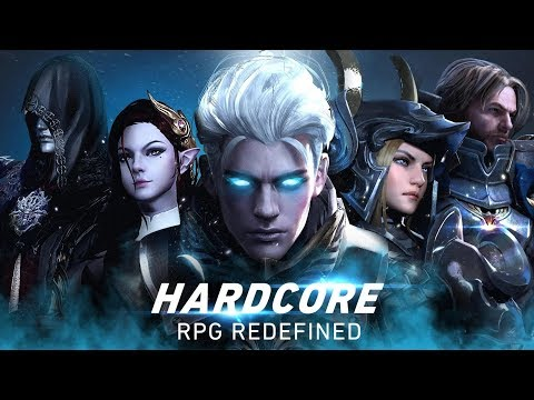 Aion : Legions Of War [ Android APK ] Gameplay