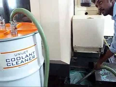 Unijet Coolant Cleaner