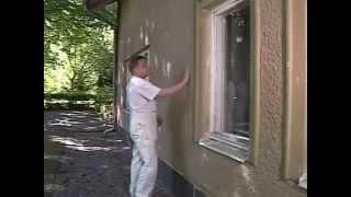 Как правильно окрасить оштукатуренный фасад(Ремонт квартир в Киеве http://kvartirremont.co.ua/ Как правильно делать ремонт в квартире, этапы ремонта, технологии..., 2015-05-17T09:36:38.000Z)