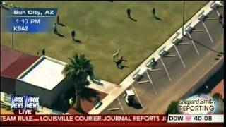 Llamas On The Loose in Sun City, Arizona - Shepard Smith Reporting Part 2