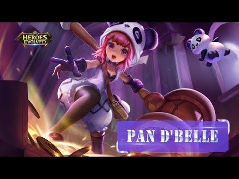 Heroes Evolved: Pan d' Belle, Wendy