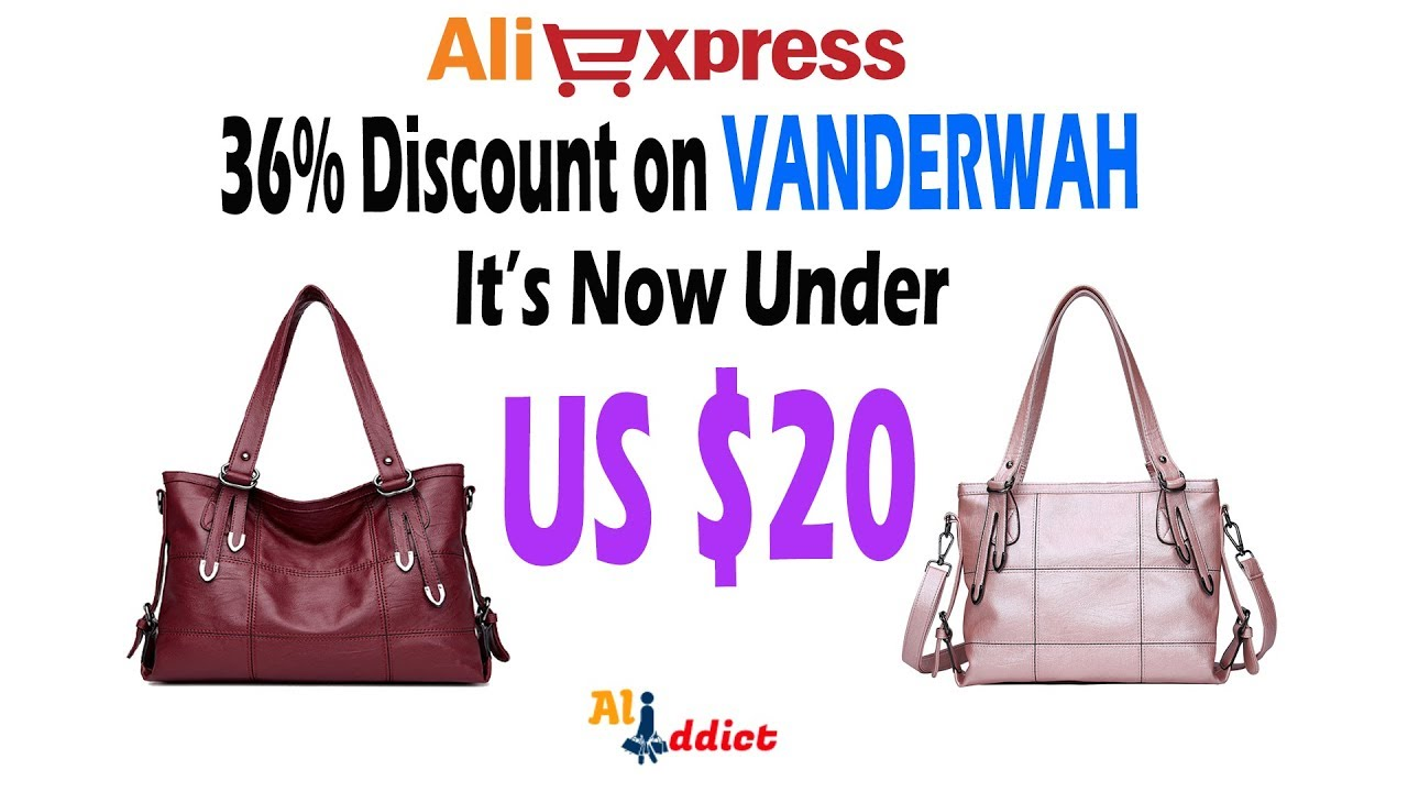 2018 top selling hot women official bag / Lady Top handle bags review On  AliExpress / Ali Addict