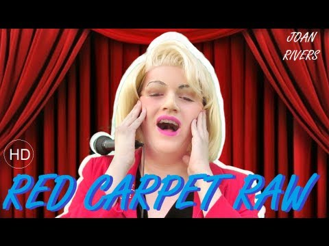 JOAN RIVERS - RED CARPET RAW (EXPLICIT) HD