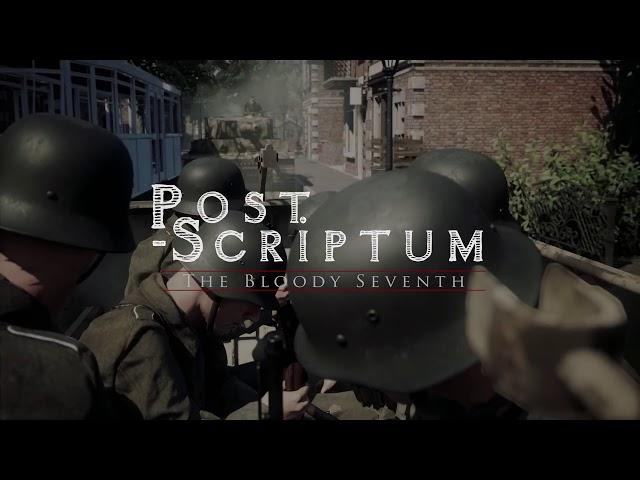 Post Scriptum teaser 2018