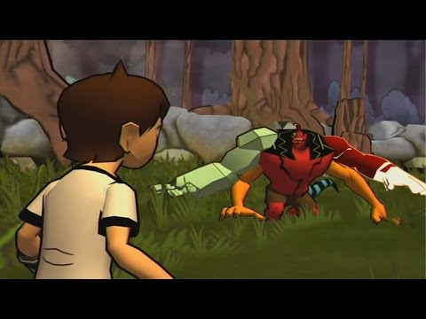 Ben 10 Protector of Earth the game (part 6). Мультик игра Бен 10 Защитник земли