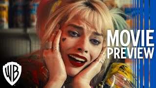 Harley Quinn Birds of Prey  Full Movie Preview  Warner Bros. Entertainment