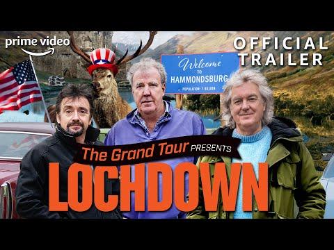 The Grand Tour Presents: Lochdown | Official Trailer | Prime Video
