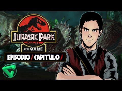 JURASSIC PARK: THE GAME - LA HISTORIA JAMÁS CONTADA - EP1 - Capítulo 1: