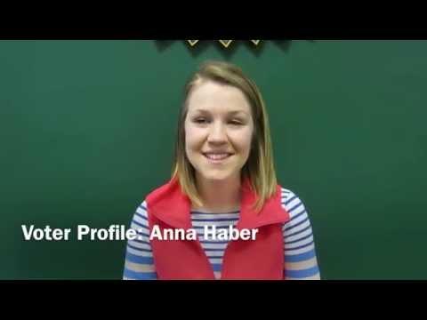 Voter Profile: Anna Haber